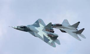 Russia announces official name of fifth-generation fighter aircraft