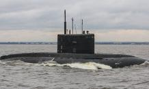 USSR s first nuclear-powered submarine to be launched again