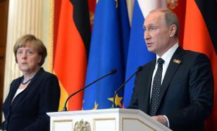 Details of Putin-Merkel surprise meeting unveiled