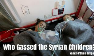 Who gassed the Syrian children?