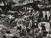 Plague may ravage world again in case of another world war