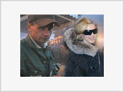 """Madonna came to Russia in furs expecting """"cold shoulder"""""""