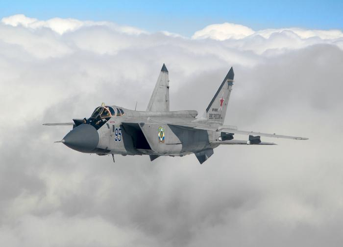 Russia builds new MiG-41 interceptor for combat space missions