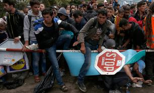 Refugees declare centre of Europe a shariah zone