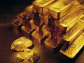 Gold prices fall to five-year low after Chinese gold reserves grow