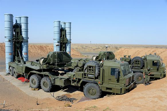 Silence of Russian S-300 and S-400 systems in Syria prevented nuclear war