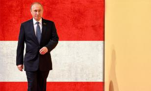 Putin in Austria: Europe doesn't like Russia very much, but it is fed up with USA too