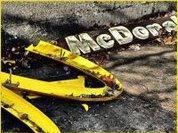 McDonald's fined; media silent