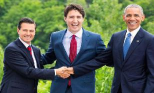 Canada's Economy Freezes; Meanwhile, its 'leader' Plays Footsy in Africa, EUSSR