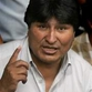 Evo Morales waits for his official confirmation as the new President of Bolivia