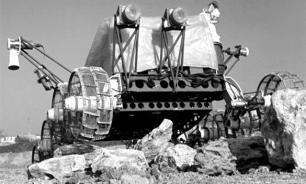 Russia develops nuclear-powered lunar rover