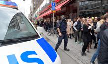 Terror in Stockholm: Truck rams into crowd. Photos, video