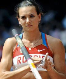 Isinbayeva to deprive US of 2024 Olympics