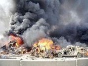 Car bomber dies in Syria