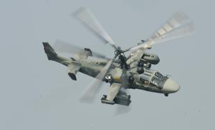 Russian Ka-52 combat helicopters intimidate Turkey with 'death carousel'