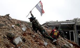 Aleppo taken completely. US thrown overboard