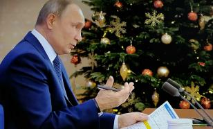 Putin: We are not a gas station anymore