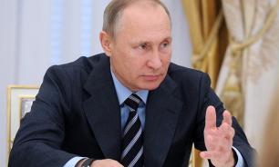 Blaming Putin for everything: Ridiculous!