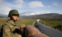 Turkey builds 'a wall' on border with Syria?