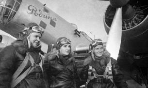 Women finally come back to Russian Air Force