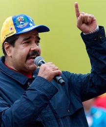 USA's 'Arab Spring' never ends. Next stop - Venezuela
