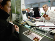 Britain breaks Russian laws and humiliates Russians in visa center