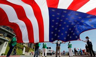 US panics at Russian army drills
