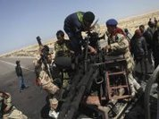 Why can't the ''rebels'' take Tripoli?