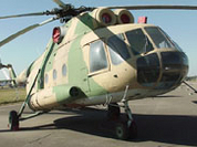 Mi-8 helicopters crash most due to poor technical servicing