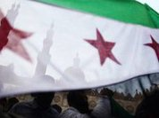 The West tries to save Syrian people from Syrian people