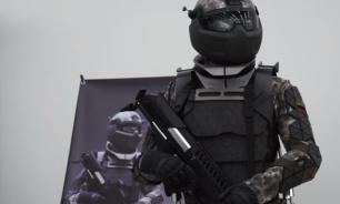 Russia tests active exoskeleton for soldiers of the future