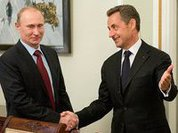 What can Putin and Sarkozy do together?