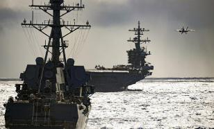 USA gets ready for another missile attack on Syria - Russian Defense Ministry