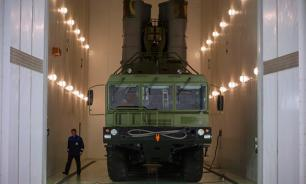 Russian Air Defence Forces on guard