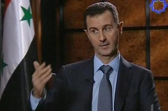 Bashar Assad: The West has failed to break Syria