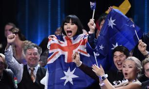 Eurovision: Furore over Ukraine's political song