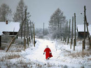 Santa Claus brutally killed during corporate party in Siberia