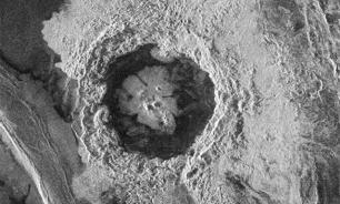 Continents found on Venus