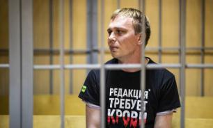 Journalist Ivan Golunov released, charges against him dropped
