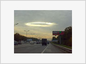 UFOs Start to Appear in Moscow on Regular Basis