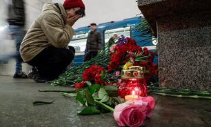 St. Petersburg metro terrorist attack death toll climbs