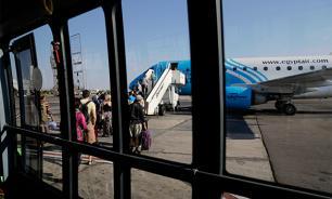 EgyptAir passenger plane falls apart before crashing into Mediterranean Sea