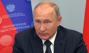 Those who fire older employees should be jailed - Putin