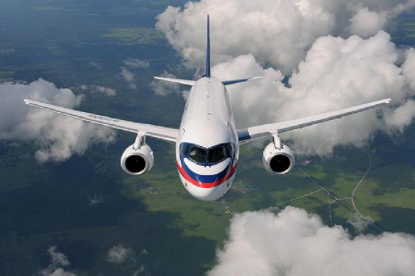 Russia proceeds to test Superjet New aircraft with Russian-made engine