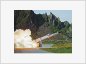 Russia launches test missile in bid to scare USA