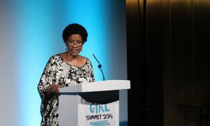 """Launch of """"Progress of the World's Women 2019: Families in a Changing World"""""""