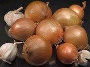 Bitter benefits of garlic and onion