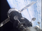 Russia and USA compete in space exploration programs