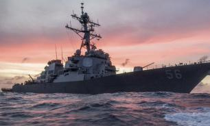 USS John McCain could fall victim of hackers, US officials believe