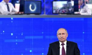 17th Q&A conference with Putin: If you want peace, prepare for war